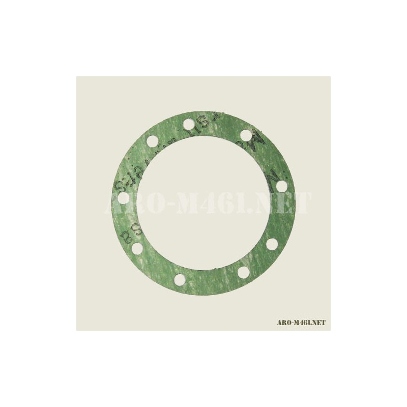 Gasket flange front and rear axle Aro M461