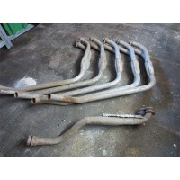 Drum entering pipe assy engine Aro L25