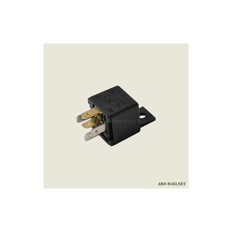 Relay headlamp 12v 5 pins 30A