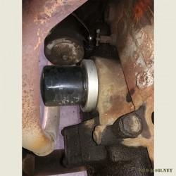 Kit conversion filtre à huille moteur Aro L25 essence