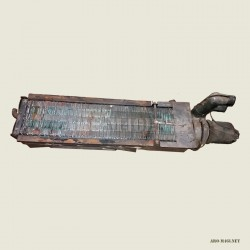Used heater from Aro M461